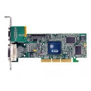 Matrox G55 - Scheda video passiva (AGP, memoria 32MB DDR2 , DVI/VGA or VGA/VGA display, 1 GPU)
