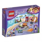 LEGO - El parque de patinaje de Heartlake, multicolor (41099)