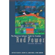 Red Power by Troy R. Johnson