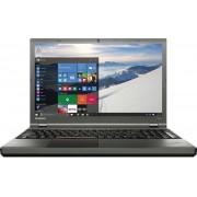 "Laptop Lenovo ThinkPad T540p (Procesor Intel® Core™ i7-4710MQ (6M Cache, up to 3.50 GHz), Haswell, 15.5""3K, 4GB, 512GB SSD, nVidia GeForce GT 730M@1GB, Wireless AC, Tastatura iluminata, FPR, Win7 Pro 64) + Geanta Laptop Lenovo T1675 17"" (Gri) + Set curata"