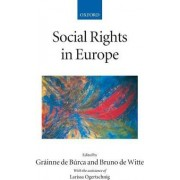 Social Rights in Europe by Bruno de Witte