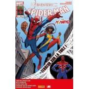 Spider-Man N° 5 ( Mai 2015 ) : Duo De Choc ( Avec Ms. Marvel ) ( Amazing Spider-Man + New Warriors + Spider-Man 2099 + Superior Foes Of Spider-Man + Superior Spider-Man )