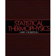 Statistical Thermophysics by Harry S. Robertson