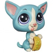 Littlest Pet Shop Get the Pets Single Pack Chi-Chi Ostos