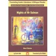 Nights of Mr Salman: Short Stories - English-Arabic Bilingual Texts by K. Abid