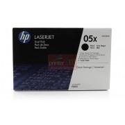 HP 05X , HP CE505X - originální toner