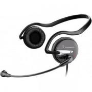 Casti cu microfon Plantronics .Audio 345, 2x Jack 3.5mm PC headset - Black