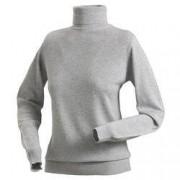 Royal Spencer Damen Kaschmir-Seiden-Pullover Rollkragen