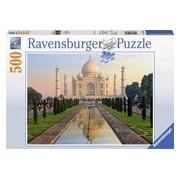 Ravensburger Taj Mahal - Puzzel van 500 stukjes