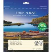 Trek'n Eat Couscous met groente voeding bruin/blauw Instantmaaltijden
