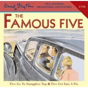 Five Go to Smugglers Top & Five Get into a Fix by Enid Blyton