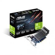 Asus Scheda Grafica Nvidia GT 710-2-SL, 2GB DDR3, Blu