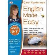 English Made Easy Ages 6-7 Key Stage 1: Ages 6-7, Key stage 1 by Carol Vorderman