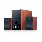 Sistem audio Genius SW-HF2.1 1700 Cherry (wood) 48W