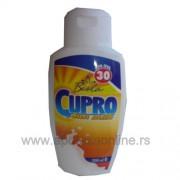 CUPRO SUN MILK SPF30