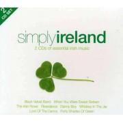 Artisti Diversi - Simply Ireland (0698458021229) (2 CD)