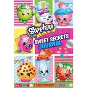 Sweet Secrets Journal (Shopkins: Locking Journal)