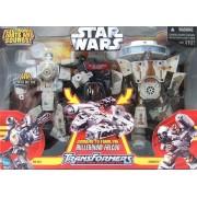 Star Wars Transformers Millennium Falcon DX / Han Solo y Chewbacca (Jap?n importaci?n / El paquete y el manual est?n escritos en japon?s)