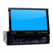 Auna MVD-180 Auto-rádio Display Leitor de DVD Bluetooth