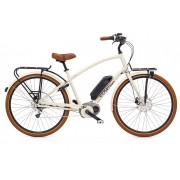 Electra Townie Commute GO! 8i EQ Men's - Stone Grey - E-Bikes