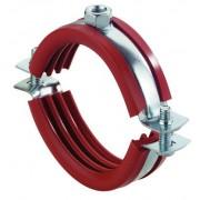 Silikonrohrschelle FRSH 20 - 24 - 100 Stück