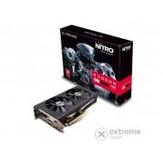 Placa video Sapphire AMD RX 480 4GB GDDR5 NITRO+ DUAL-X OC - 11260-02-20G