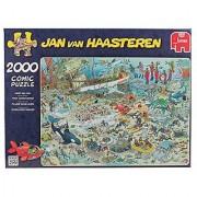 Jumbo Jan Van Haasteren Deep Sea Fun Puzzle (2000-Piece)
