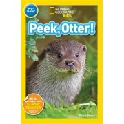 Nat Geo Readers Peek, Otter Pre-Reader by Shira Evans