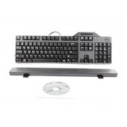 Dell KB813 Black USB English Keyboard with Smart Card Reader - R4F7T
