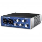 Interfaz De Grabación PreSonus AudioBox USB 2x2 USB - Azul
