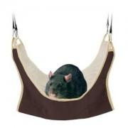 Závěsné odpočívadlo pro krysy a fretky 30x30cm TRIXIE