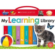 My Learning Library Box Set (Scholastic Early Learners)