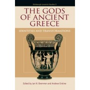 The Gods of Ancient Greece by Jan N. Bremmer