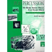 Other Play Percussion - 50 Short Pieces For Snare Drum - Elementary - Caisse claire