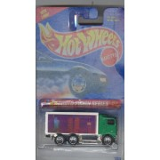Hot Wheels 1999 335 HIWAY HAULER NEW PHOTO FINISH SERIES 4 of 4 STATUE OF LIBERTY 1:64 Scale Die-cas