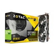 ZOTAC NVIDIA GeForce GTX 1060 AMP Edition 6GB GDDR5 DVI HDMI 3DisplayPort PCI-Express Video Card
