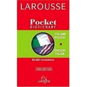 Larousse Pocket Dictionary/Larousse Dizionario Tascabile by Larousse Bilingual Dictionaries
