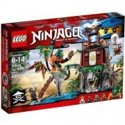 Lego Klocki LEGO Ninjago Wyspa Tygrysiej Wdowy + DARMOWY TRANSPORT!
