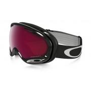Oakley A Frame 2.0 - Jet Black w/ Rose - Wintersport Eyewear
