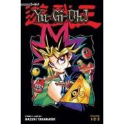 Yu-Gi-Oh! (3-in-1 Edition), Vol. 1: Vols. 1, 2 & 3 by Kazuki Takahashi