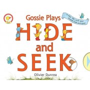 Gossie Plays Hide and Seek [With Fold-Out Board Game]