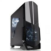 Thermaltake CA-1D9-00M1WN-00 Cassa per PC, Nero