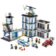 Lego City Police 60141 Posterunek policji - Gwarancja terminu lub 50 zł! BEZPŁATNY ODBIÓR: WROCŁAW!