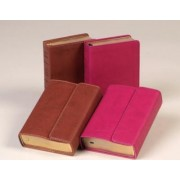 Large Print Compact Reference Bible-KJV-Magnetic Flap by Hendrickson Bibles