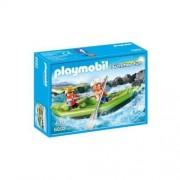 Playmobil Family Fun Spływ pontonem 6892
