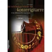 Voggenreiter - Schönste Stücke Konzertgitarre Gernot Rödder, Buch und 2 CDs