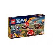 LEGO 70314 - Nexo Knights Il Carro Caotico di Beast Master