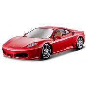 2004 Ferrari F430 [Bburago 26008], Rojo, 1:24 Die Cast