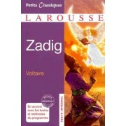 Zadig by Francois-Marie Voltaire (Arouet Dit)