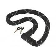 ABUS Iven Chain 8210 Kettenschloss schwarz Fahrradschlösser